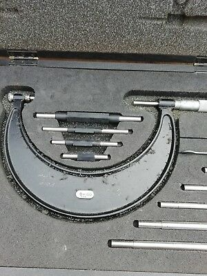 moore wright outside micrometer package