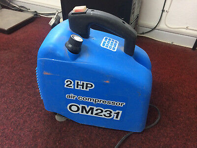 ABAC OM231 2HP Compressor - Direct Drive and output SMART Repair