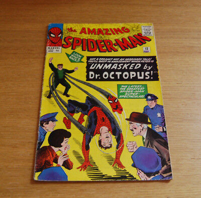 THE AMAZING SPIDER-MAN #12 - Doctor Octopus