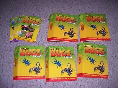 Real Life Bugs 86 magazines and folders