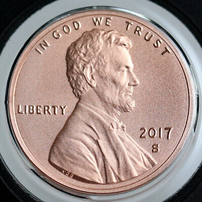 2017 S Enhanced Lincoln Uncirculated SOLD OUT US MInt A Must Have