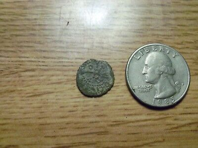 Unknown Medieval Coin. (lot # hh43
