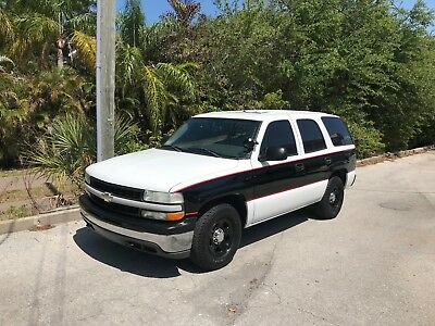 2006 Chevrolet Tahoe LS Police 2006 Chevy Tahoe LS Police K9 **One owner**Low Miles**Fleet Maintained**