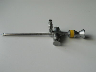 R. Wolf Surgical Laparoscopic 8940.01 Sheath and 8940.12 Trocar. Free UK P&P.