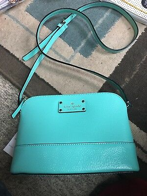 NWT Kate Spade Hanna Wellesley FRESH AIR Crossbody Handbag