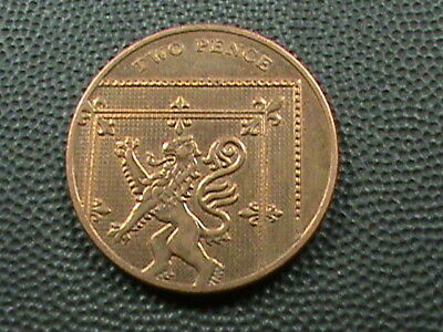 GREAT BRITAIN   2 Pence   2014    ,   $ 2.99  maximum  shipping  in  USA