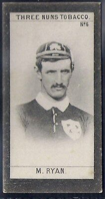 Bell-Football Ers 1902-#06- Rugby - Ryan