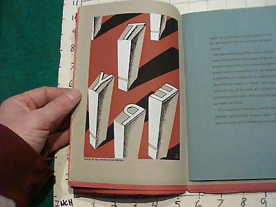 Vintage ORIGINAL book: GEORGIAN a Worthy Paper SAMPLE BOOK awesome 20's or 30's