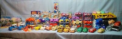 Chevron Toy Cars Collectible - massive lot- never opened - NIB