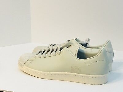 huge selection of 21312 e08c6 ADIDAS ORIGINALS SUPERSTAR 80s CLEAN HORWEEN MEN'S SHOES SIZE 12WHITE BB0169
