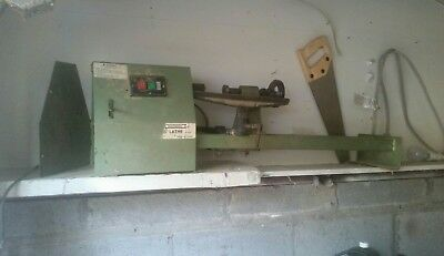 Tabletop Wood Lathe 4 X 20 Central Machinery