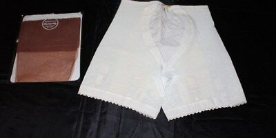 Vintage Realform Satin Girdle Size Small