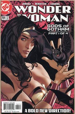 Wonder Woman (Vol. 2) #164 - NM - Adam Hughes Cover Art