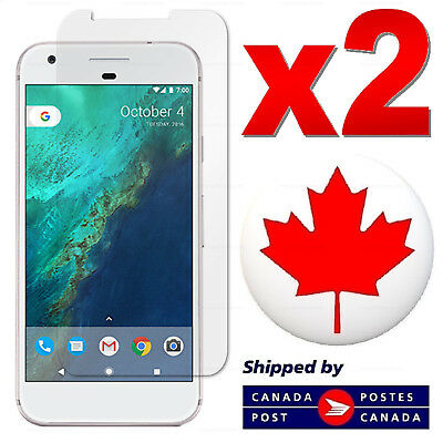 2X Tempered Glass Screen Protector For Google Pixel & Google Pixel XL