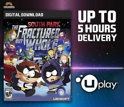 South Park The Fractured But Whole [PC] (2017) UPLAY DOWNLOAD KEY 🎮🔑