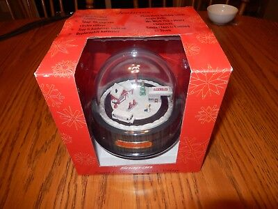 Snap-on Sound & Motion Winter Village Crown Premiums Christmas in the box.