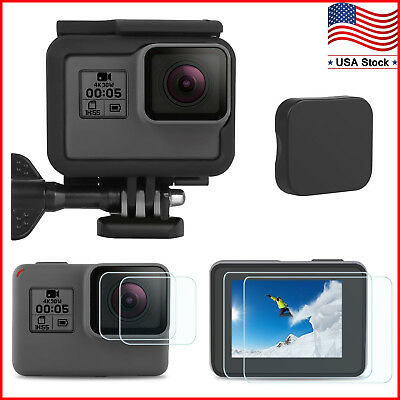 Frame For GoPro HERO 5/6 Black Mount Housing Border Protective Shell Case Cover
