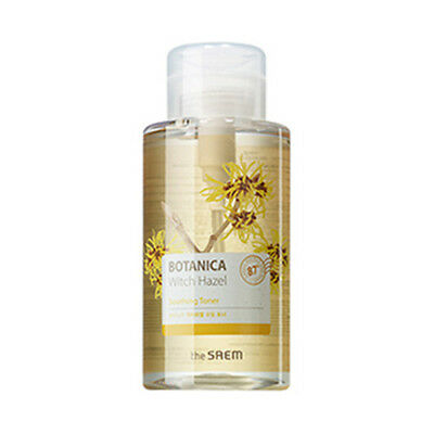 [THESAEM] Botanica Witch Hazel Soothing Toner - 400ml