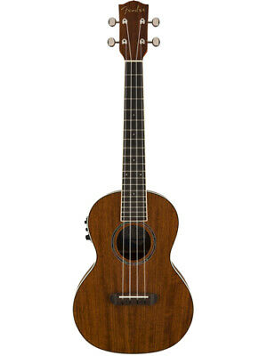 Fender Rincon Tenor Ukulele Acoustic-Electric With Gigbag - New