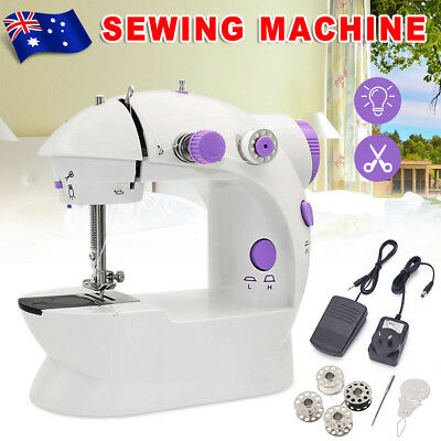New Electric Battery Operated Multi Function Portable Mini Sewing Machine Stitch