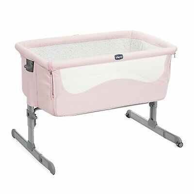 Chicco Next2Me Culla Co-Sleeping, French Rose, Collezione 2018