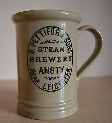 Chope D. Pettifor & Sons Steam brewery ansty Leicester beer bierpot