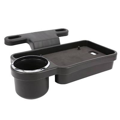 Car Rear Back Seat Table Drink Food Cup Tray Holder Desk Stand Mount Universal