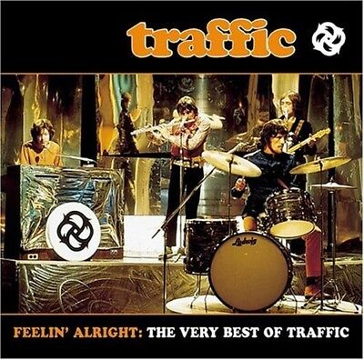 Traffic The Definitive Collection Remastered Cd New