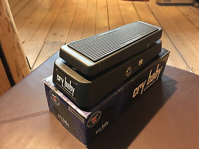 Dunlop Crybaby Classic GCB95 F - Wah Wah Pedal inkl. OVP