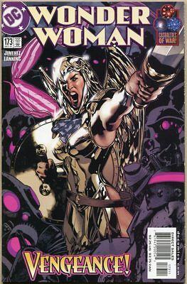 Wonder Woman (Vol. 2) #173 - NM - Adam Hughes Cover Art