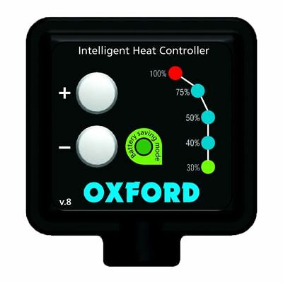 Oxford OFV8 Motorcycle Motorbike HotGrips V8 Intelligent Heat Controller-Spare