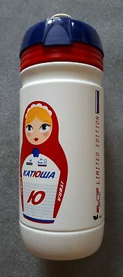 Ciclismo Borraccia Bidon Katusha Limited Edition Giro D'italia 2014 Matrioska