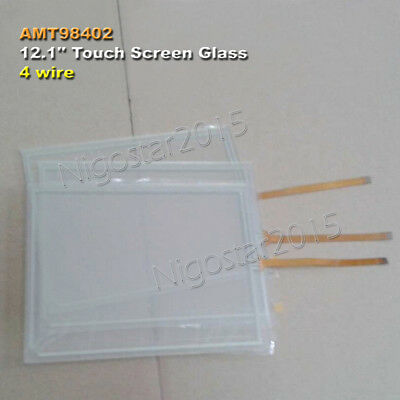 1PC New Touch Screen Glass Panel for AMT98402 AMT 98402 AMT-98402