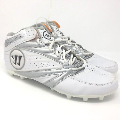 Warrior Men's 2nd Degree Lacrosse Cleat Size 13