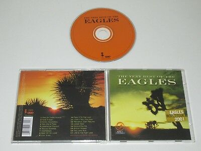 The Eagles/the Very Best Of  The Eagles(Elektra 7559-626480-2) Cd Album