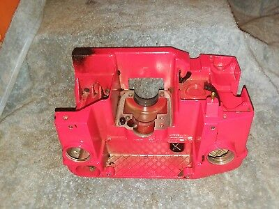 JONSERED 535 CHAINSAW crank case gas and oil tank sn9190875  used BIN1019