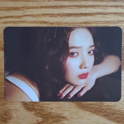 Joy The Perfect Red Velvet 2nd Album Repackage Kihno Official Photocard