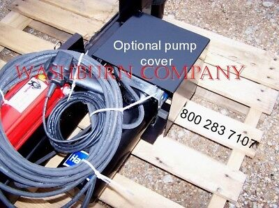 ePump cover for JSB Haldex 12 volt hydraulic pump