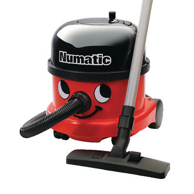 Numatic Red Henry Commercial Vacuum Cleaner 900076