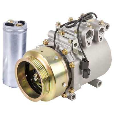 For Mitsubishi Mirage Premium Quality New AC Compressor & Clutch With A/C Drier