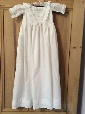 Antique Baby's Christening Gown
