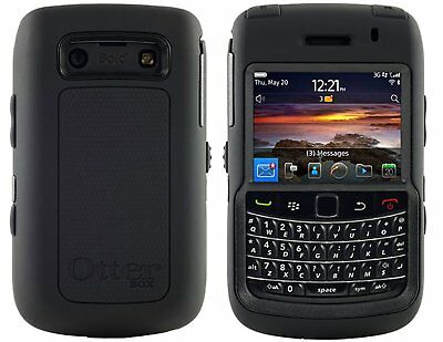 OtterBox Defender Series Case Black for Blackberry Bold 9700 New in Box!