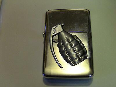 HAND GRENADE  Refillable Windproof lighter
