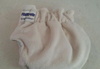 """Size S""""Baby Beehinds"""" Magic-alls All in 1 Cloth Nappy. Great Condition"""