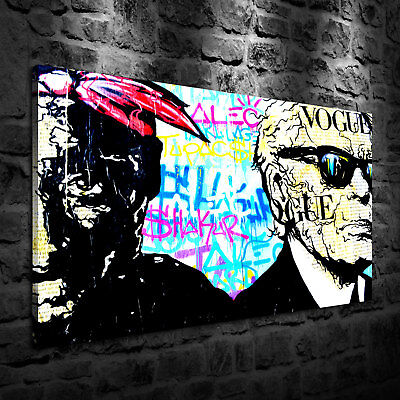 HD Print Oil Painting Home Decor Art on Canvas Alec Monopoly Hakur 24x36inch