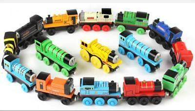 Thomas The Tank Engine & Friends Take N Play Wooden Train Tender Toys for Kids