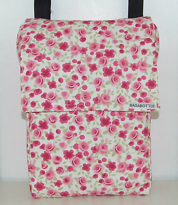 Bagabottle  Pouch Bag fits Stokke, Bugaboo, Babystyle & More Shabby Chic