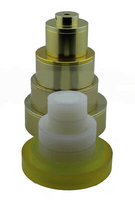 Electric Manual Screw Capper Head / Rubber Insert, Accessory of Capping Machine