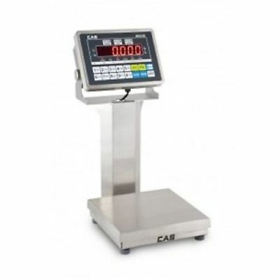 Cas Gp Series Stainless Steel Enduro General Purpose Bench Scale Checkweighe ...