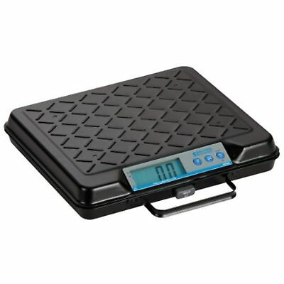 Brecknell New Portable Electronic Utility Bench Scale, 100lb Capacity, 12 X  ...